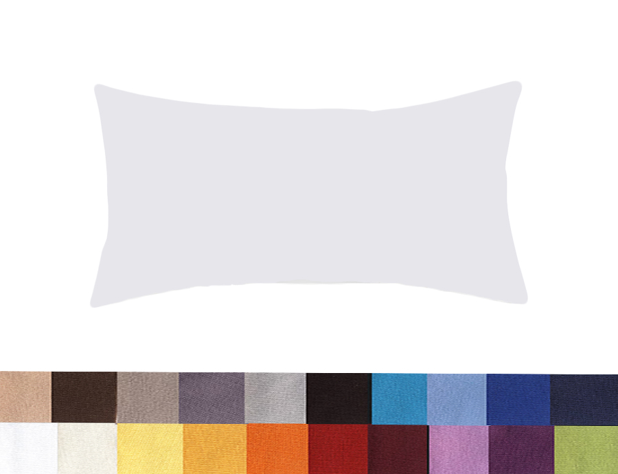 bellana mako jersey kissenbezug 40x40 40x60 40x80 cm 20 farben ebay. Black Bedroom Furniture Sets. Home Design Ideas