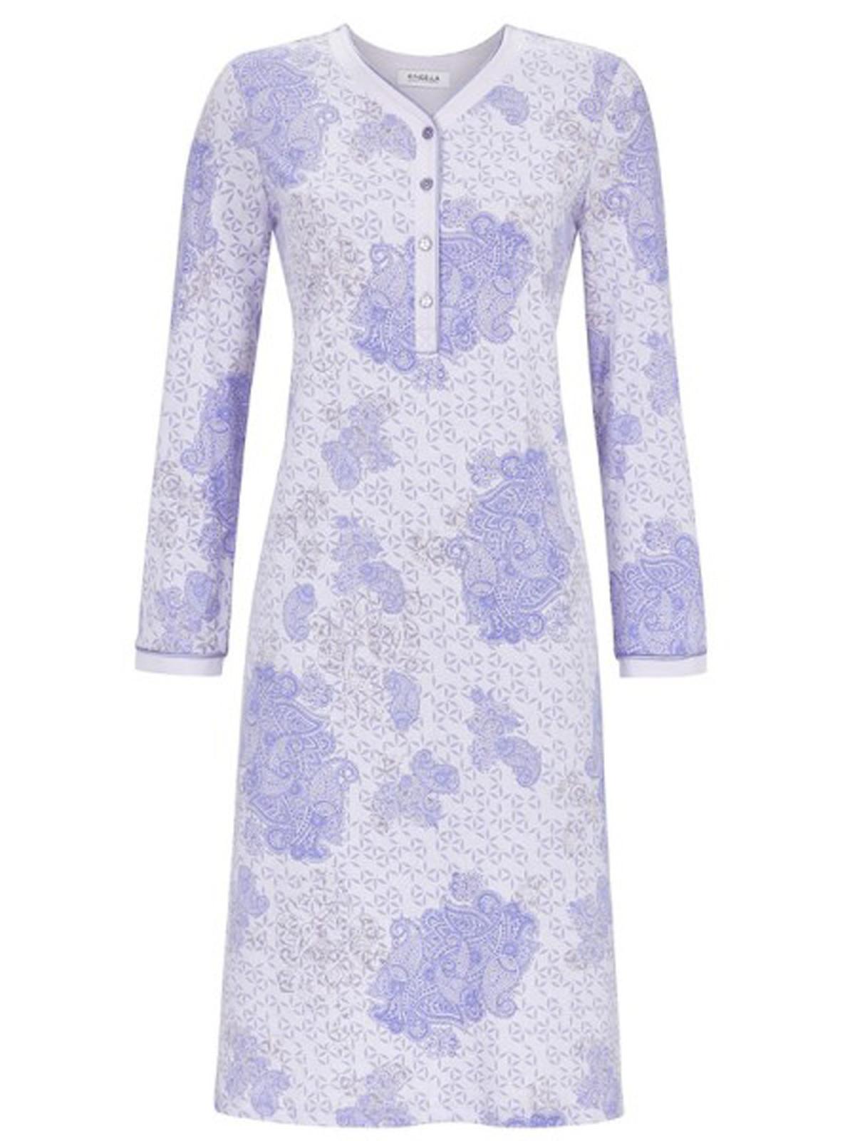 innovative design 1bb57 47ffc Ringella Damen Nachthemd 8511043 100% Baumwolle in Pastell ...