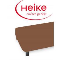 Heike Comfort Classic Jersey Spannbettlaken 180-200x200 cm 2150 Krokant