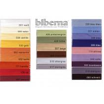 Biberna warme Biber Spannbettlaken 140 - 160 x 200 cm in 24 Farben
