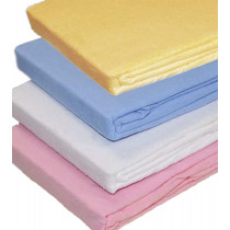 Kinder Renorce Spannbettlaken 70x140 in 4 Farben