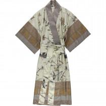 Bassetti Damen Kimono Fong V8 Beige Sand S-M L-XL