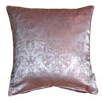 Kissenbezug Kissenhülle Zierkissenbezug 100% Seide 40 x 40 cm karmin rot