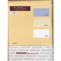 Flanell Biber Kissenbezug Kissenhülle Doppel 35x40 40x40 40x60 40x80 80x80  Momm