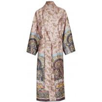 Bassetti Damen Kimono Normanni P1 rosenholz  S-M L-XL