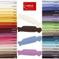 Heike Mako Interlock Jersey Nackenrollenbezug 15x40 cm in 35 Farben