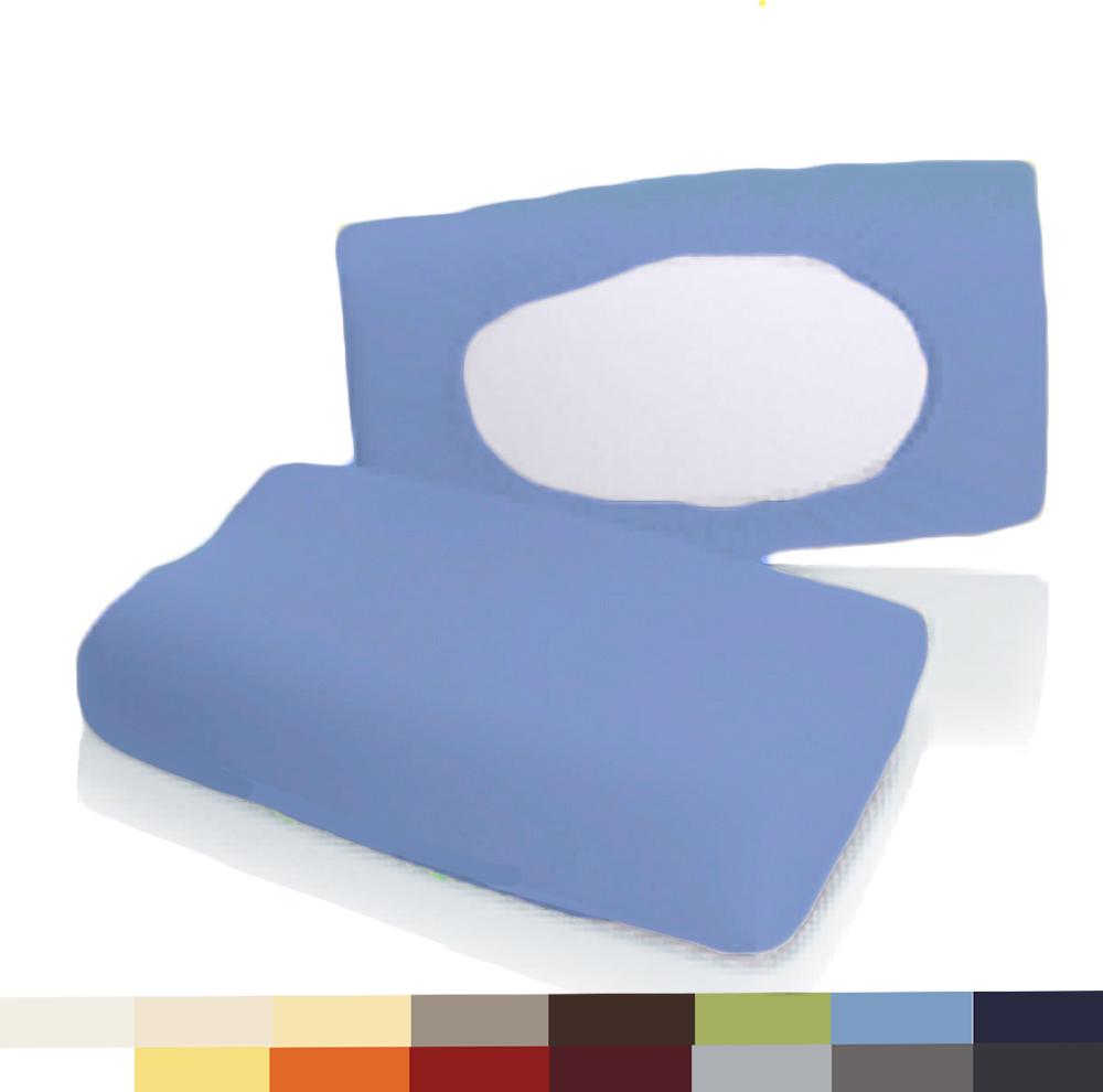 bellana mako jersey gesundheitskissen kissenbezug 30 50 x 40x80 cm 8 15 h he ebay. Black Bedroom Furniture Sets. Home Design Ideas